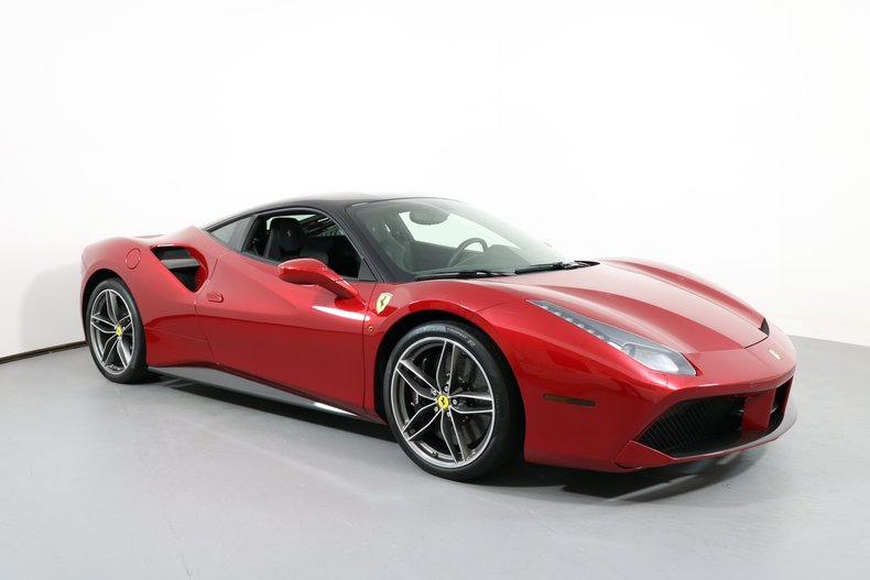 2016 Ferrari 488 GTB For Sale