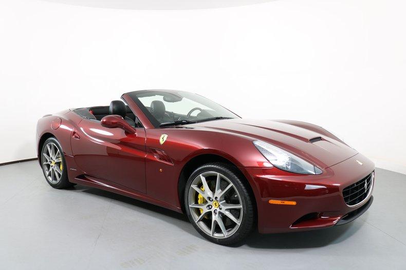 2012 Ferrari California For Sale