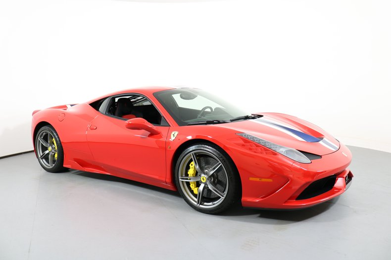2014 Ferrari 458 Speciale For Sale