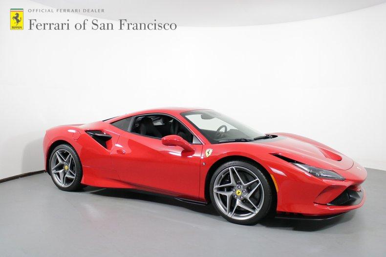2020 Ferrari F8 Tributo Coupe Sold Motorious