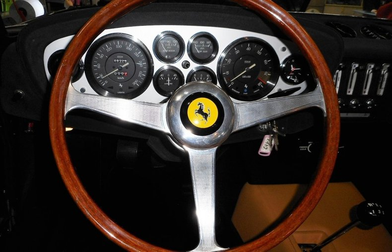 1969 Ferrari 365 GTB/4 DAYTONA