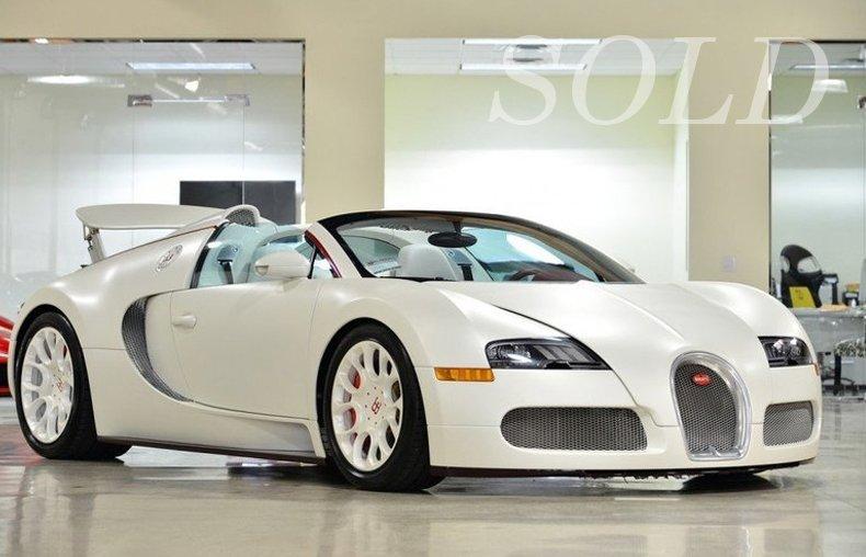 2011 Bugatti VEYRON