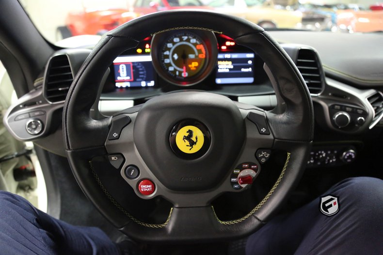 2012 Ferrari 458 Italia