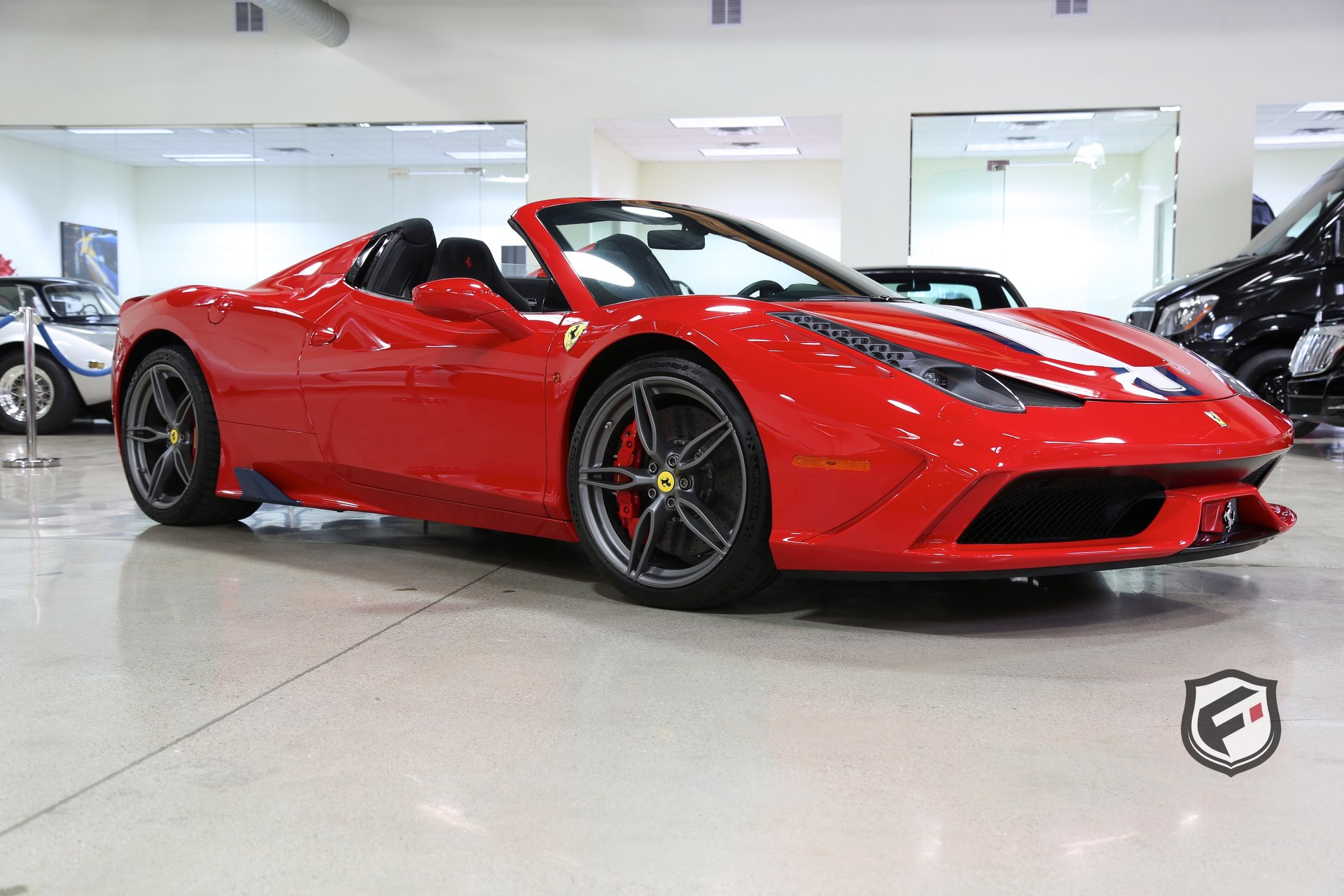 2015 Ferrari 458 Speciale >> 2015 Ferrari 458 Speciale Aperta Fusion Luxury Motors
