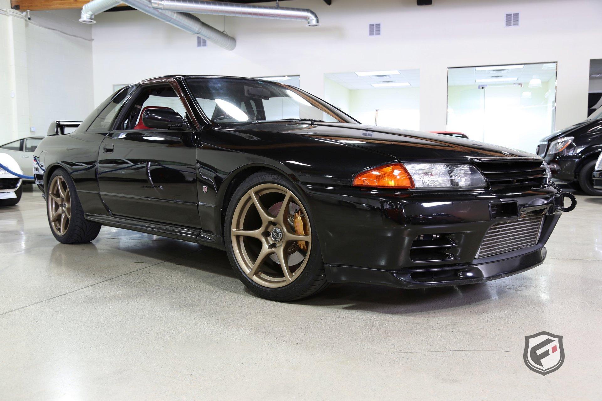 1991 Nissan Skyline