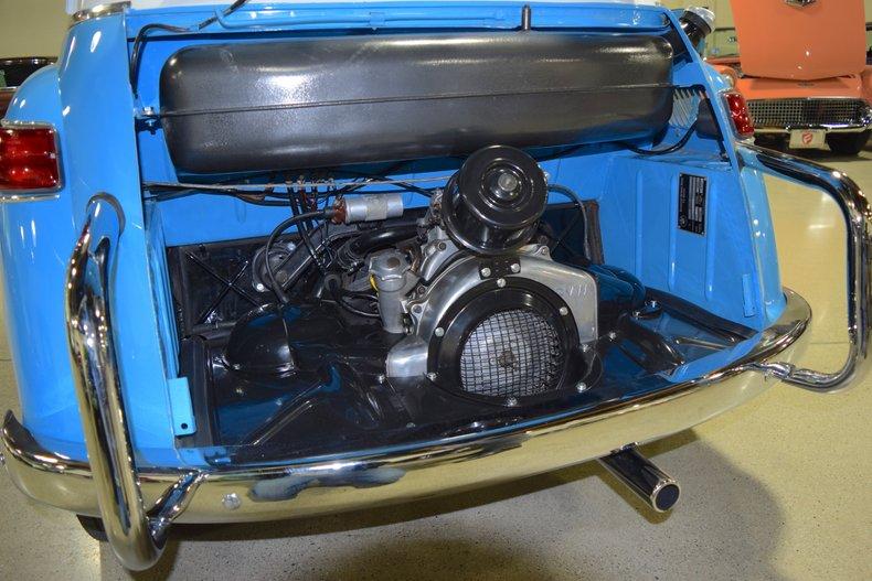 1958 BMW 600