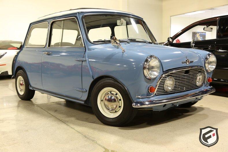 1967 Morris Mini Cooper S