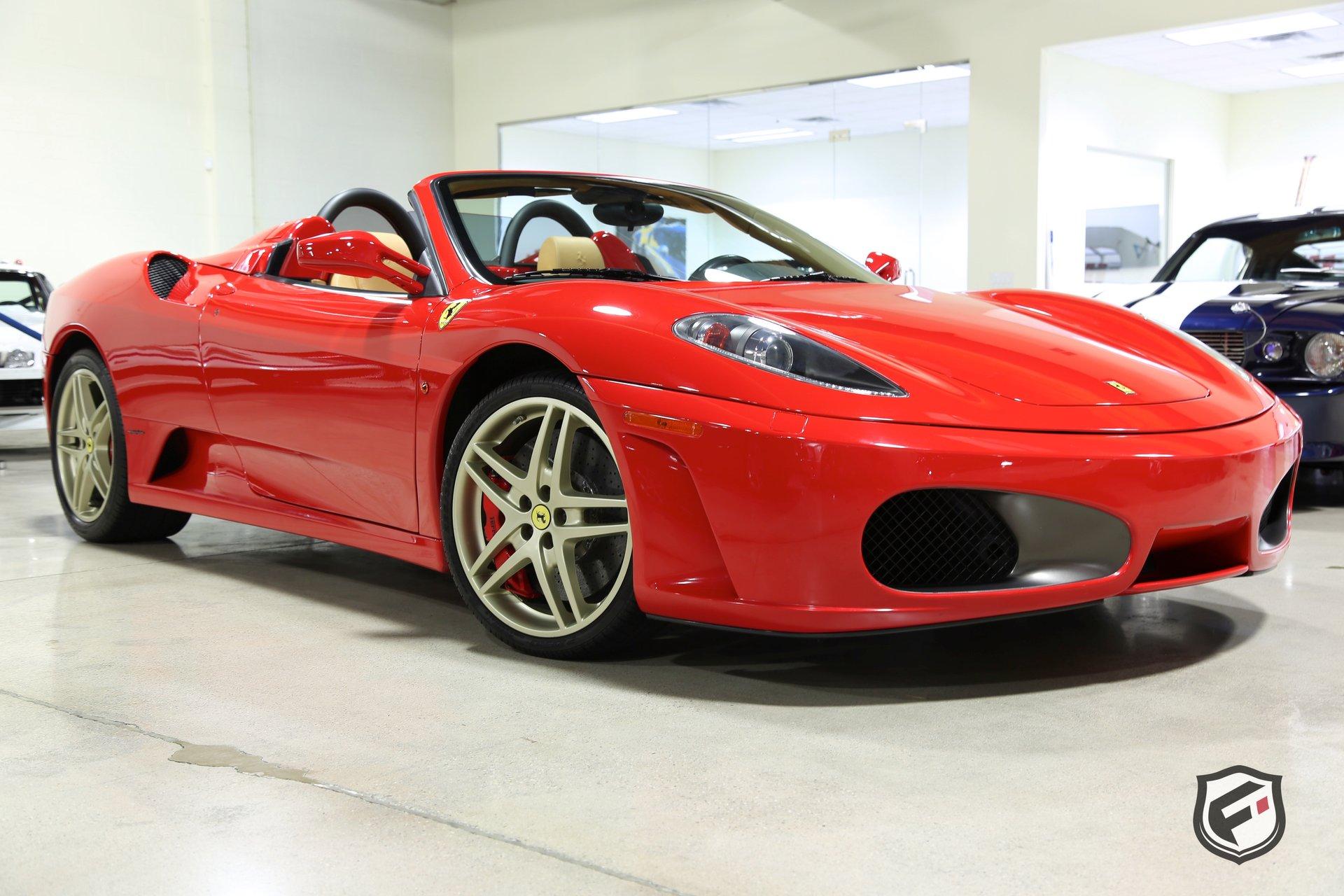 2005 Ferrari F430