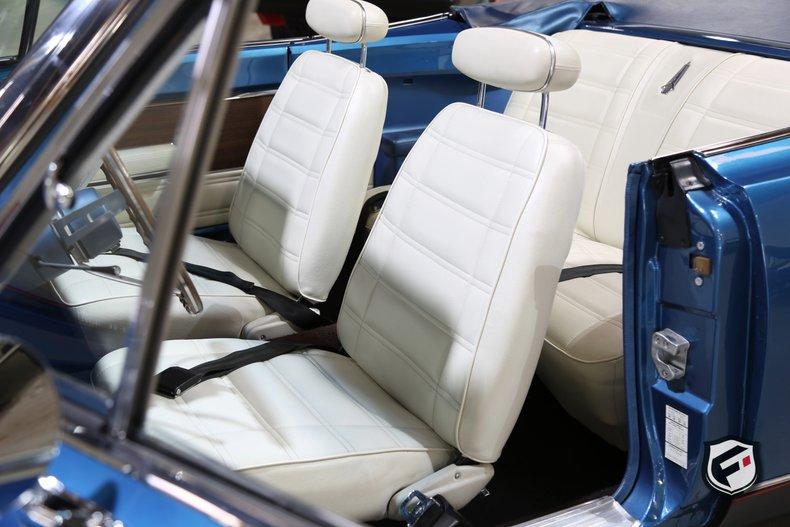 1969 Plymouth GTX Hemi Convertible