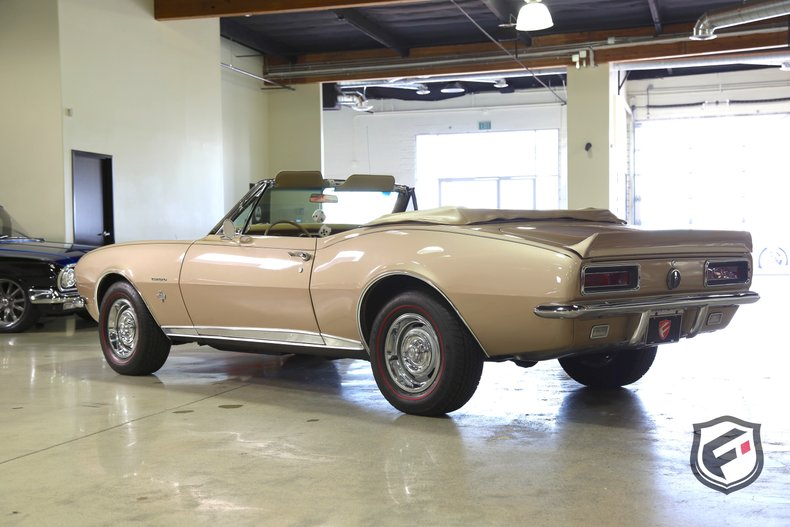 1967 Chevrolet Camaro RS Convertible