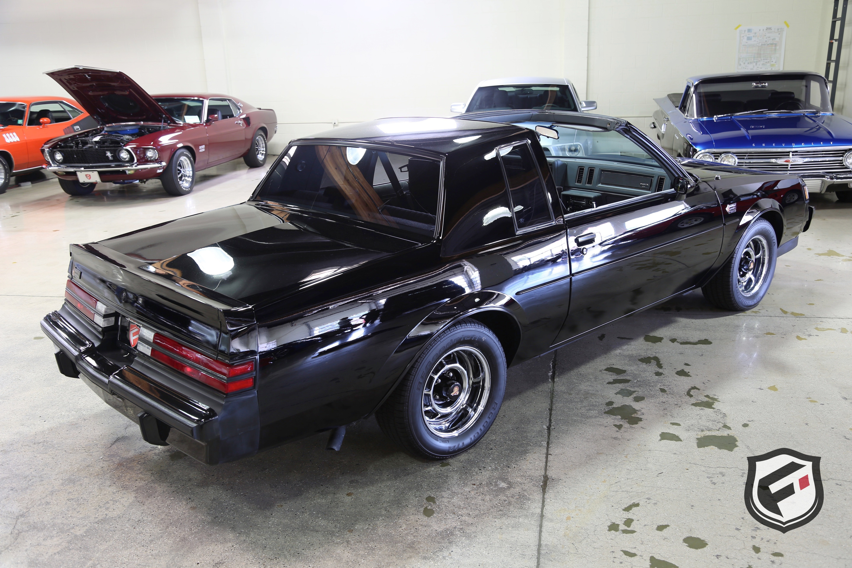 1987 Buick Grand National Fusion Luxury Motors
