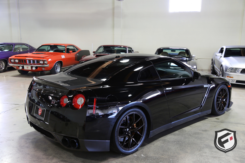 2010 Nissan Gt R Fusion Luxury Motors Motor
