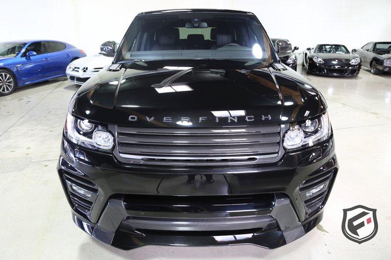 2016 Land Rover Range Rover Fusion Luxury Motors