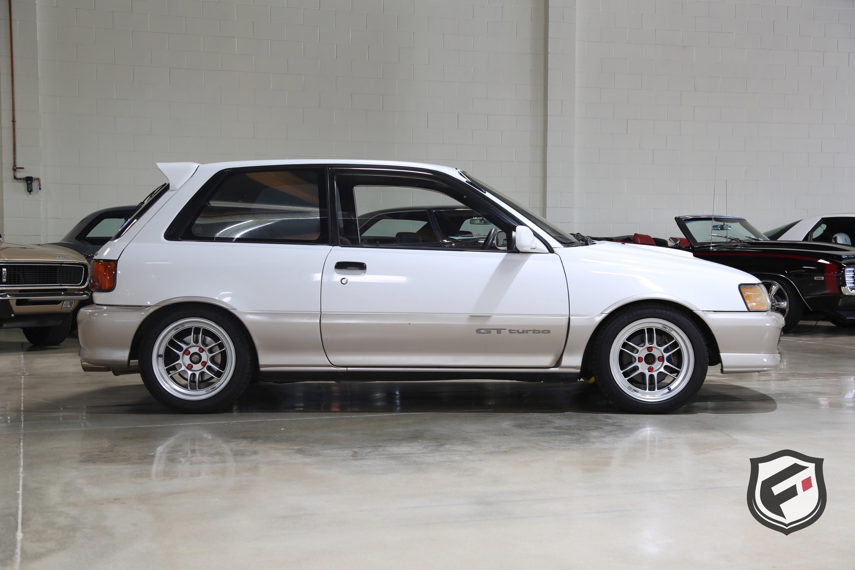 1990 Toyota Starlet 1990 Toyota Starlet ...