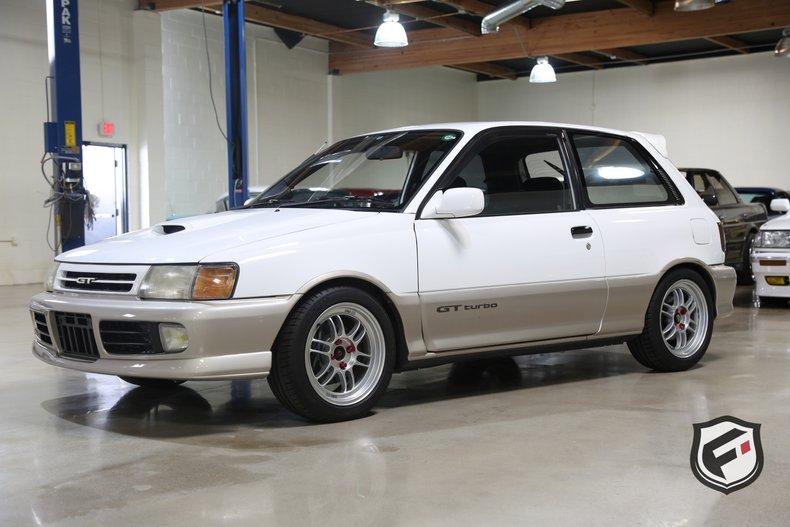 1990 Toyota Starlet