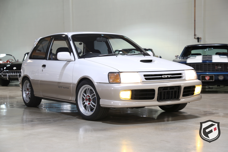 1990 Toyota Starlet | Fusion Luxury Motors