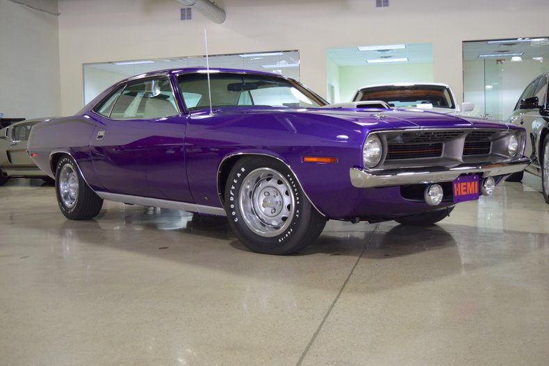 1970 Plymouth HEMI 'Cuda For Sale