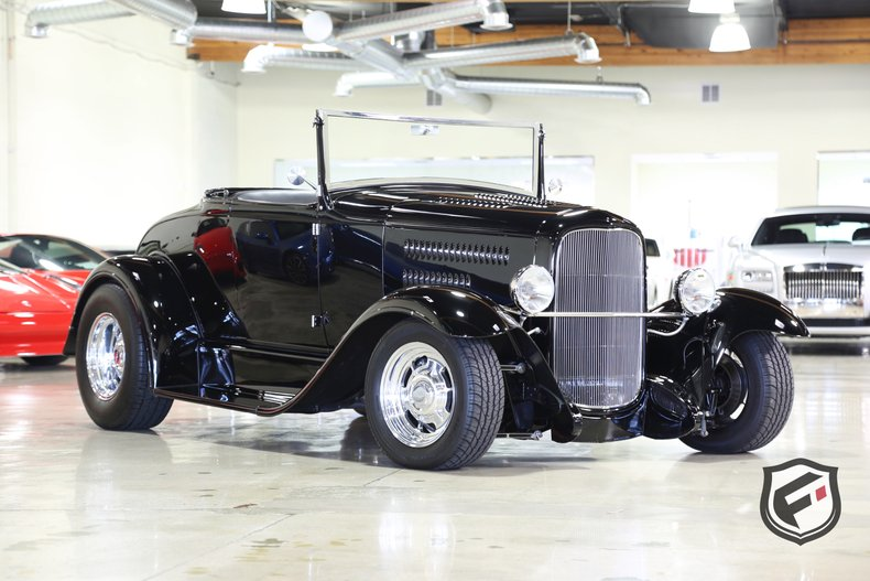 1930 ford model a steel body roadster