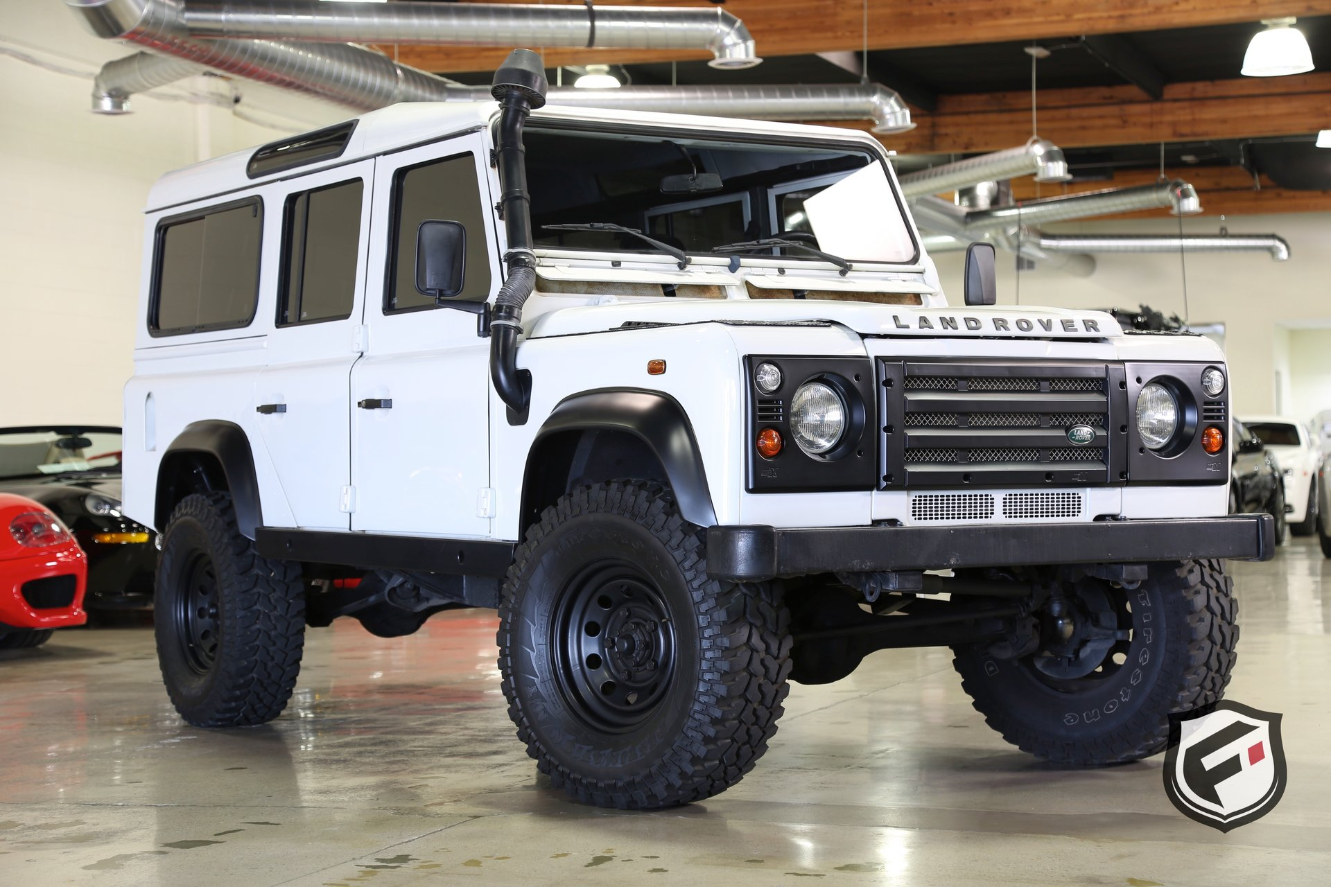 1980 Land Rover Defender 110 Fusion Luxury Motors
