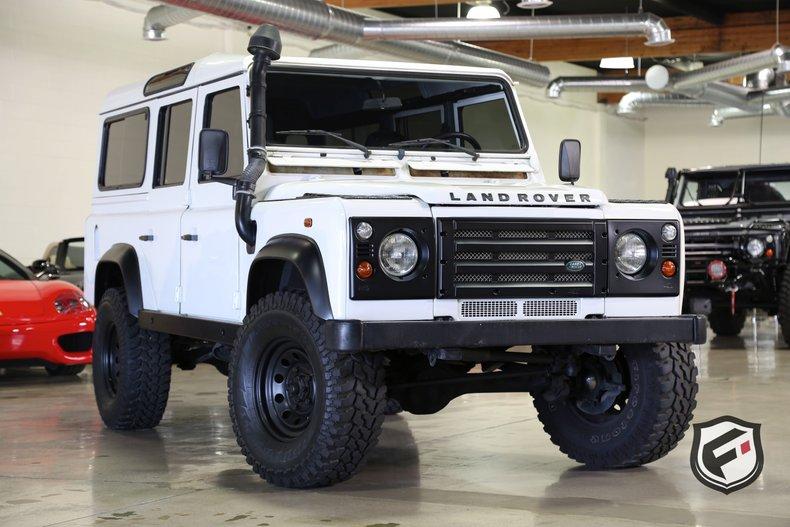 1980 Land Rover Defender 110