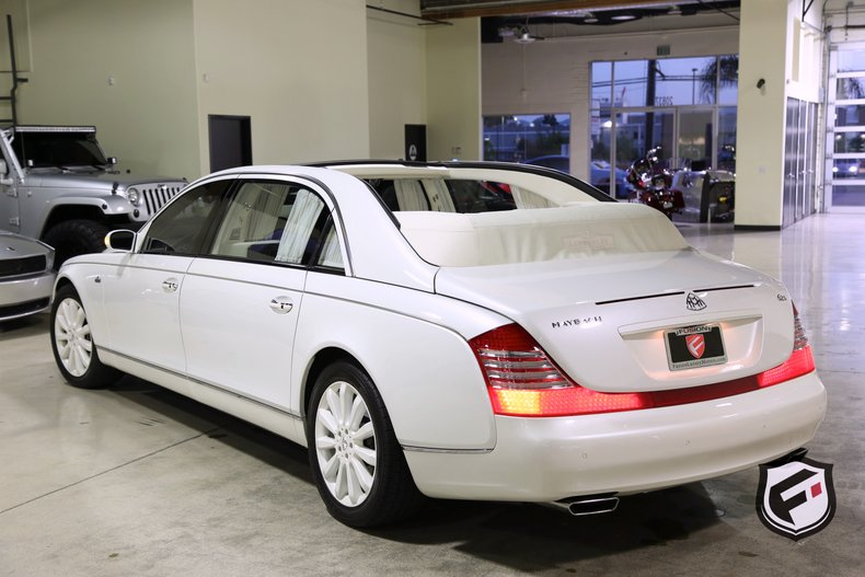 2009 maybach 62s/landaulet | fusion luxury motors