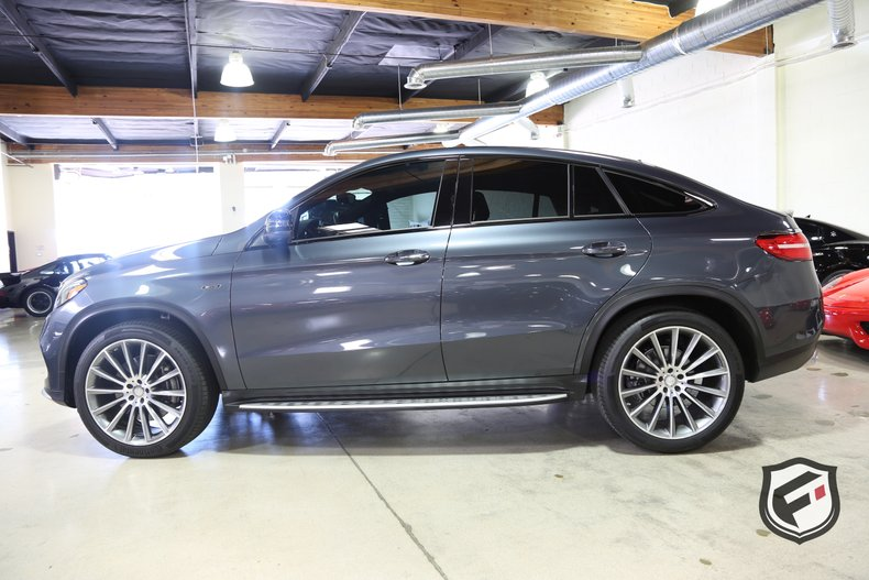 2016 Mercedes-Benz GLE 450