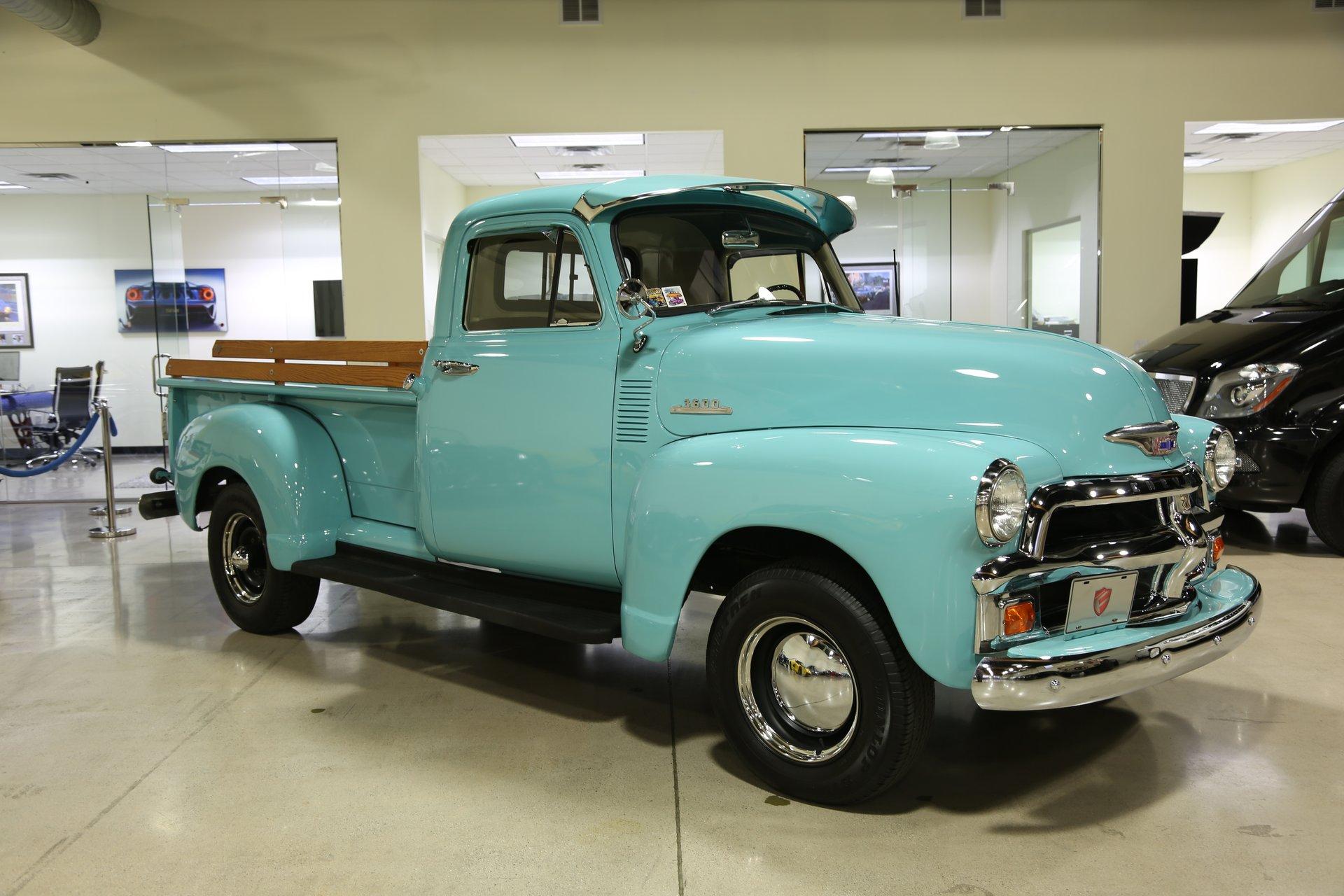 1954 Chevrolet 3600 Fusion Luxury Motors Pick Up