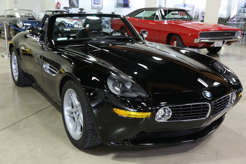 2002 bmw z8 2dr roadster