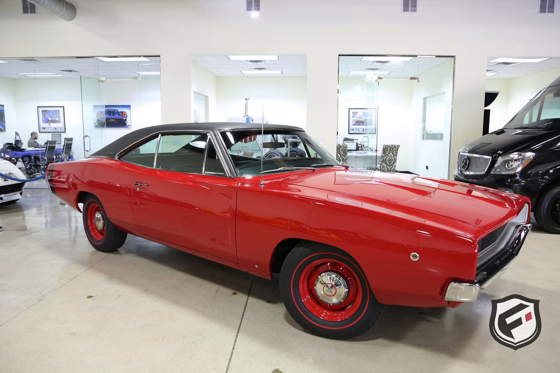 1968 Dodge CHARGER R/T 440