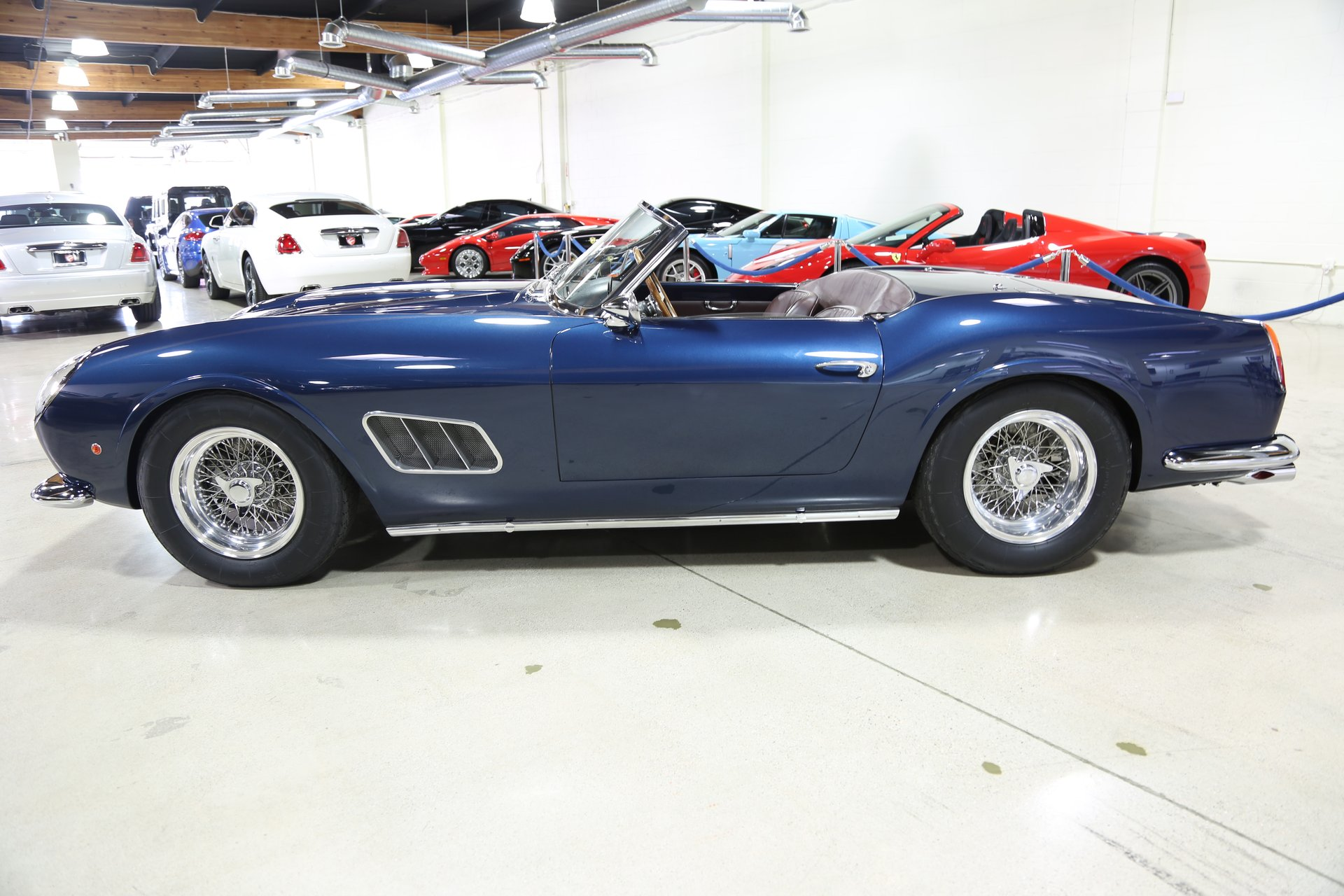 1961 Ferrari 250 Gt California Spyder For Sale 81775 Mcg