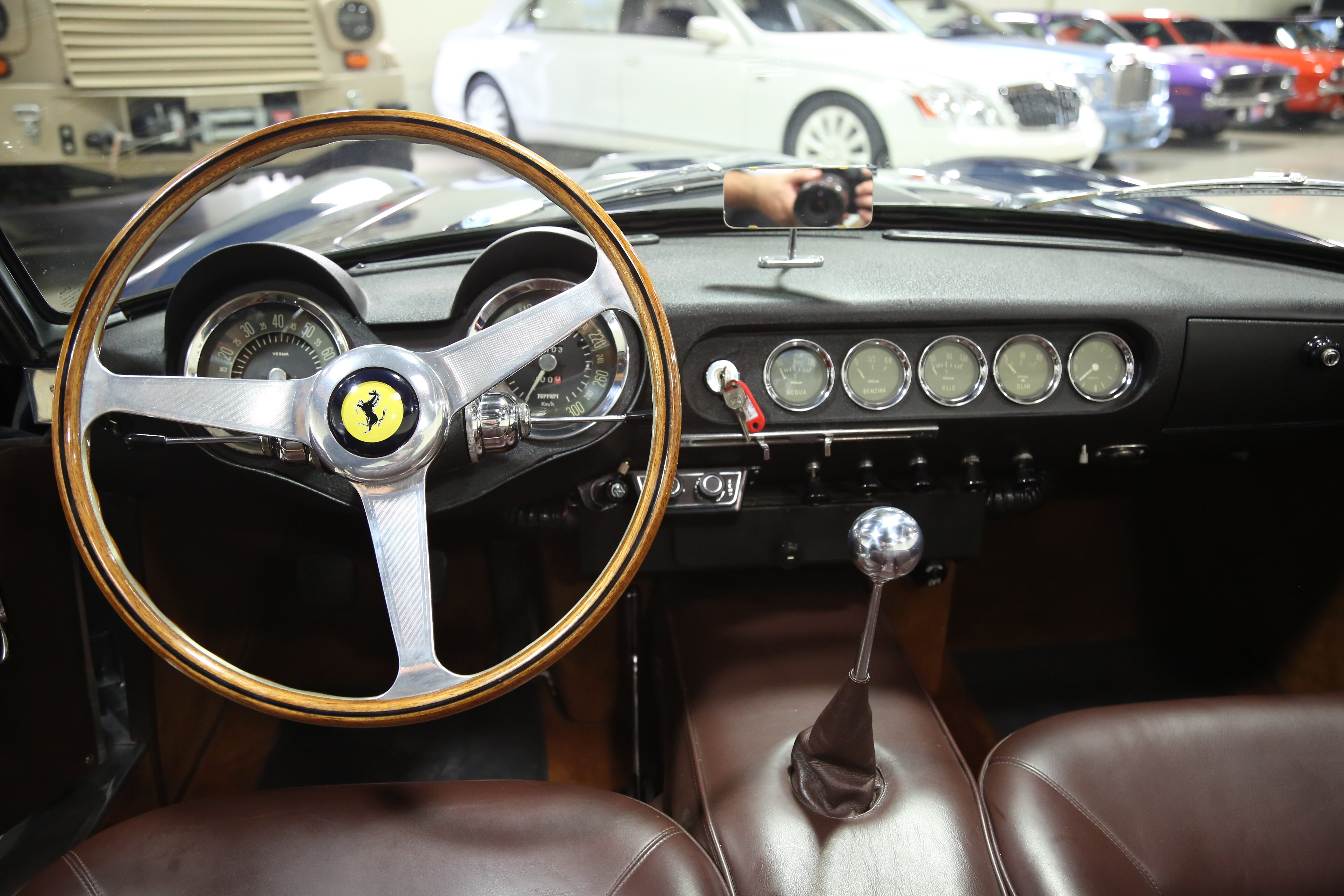 1961 Ferrari 250 Gt California Spyder Fusion Luxury Motors