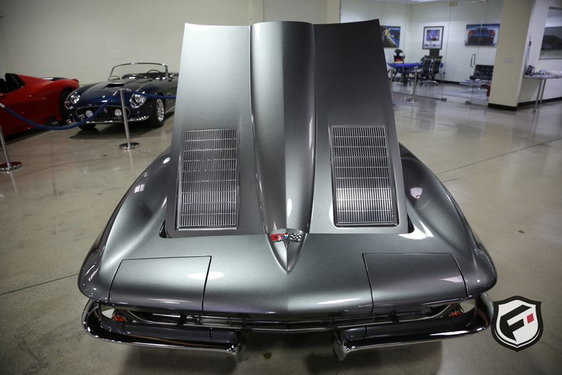 1963 Chevrolet Corvette Split-Window SEMA Car