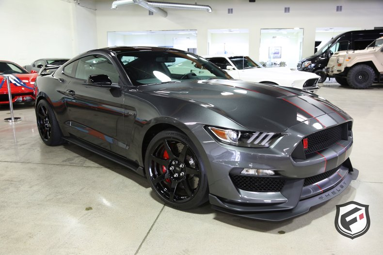 2016 ford shelby gt350 r fastback