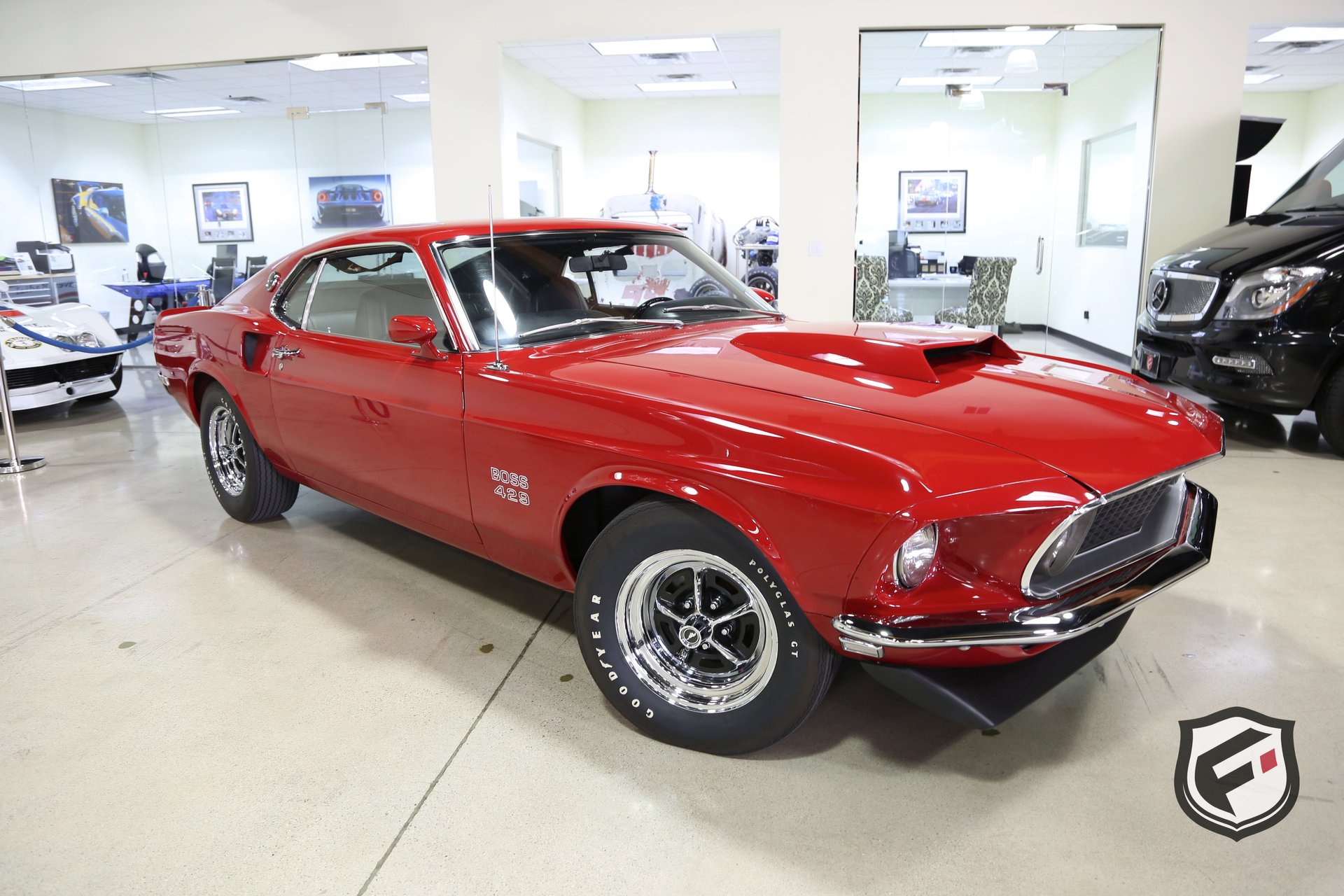 1969 Ford Mustang Boss 429 >> 1969 Ford Mustang Fusion Luxury Motors