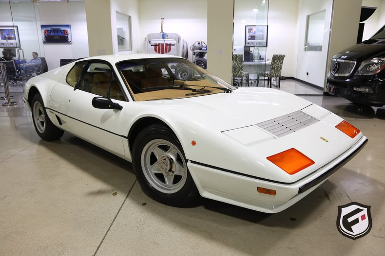 1983 Ferrari 512 BBI For Sale