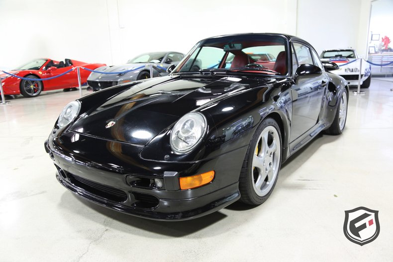 1997 Porsche 993 Turbo S