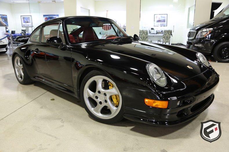 1997 Porsche 993 Turbo S 911 For Sale 89672 Mcg