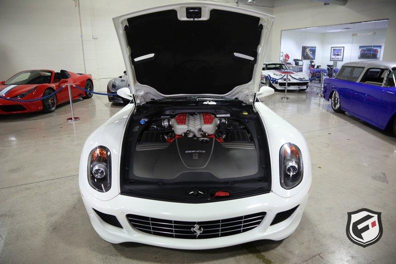 2008 Ferrari 599 GTB Fiorano