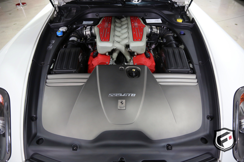 2008 Ferrari 599 Gtb Fiorano Fusion Luxury Motors
