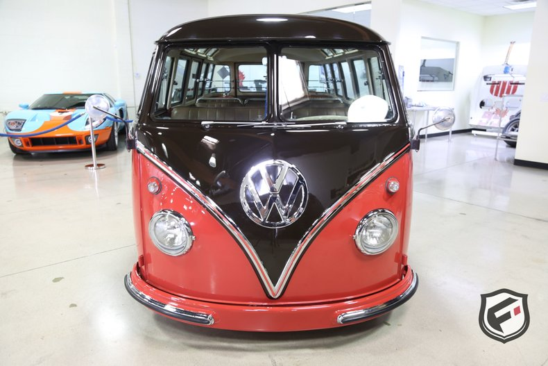 1957 Volkswagen 23 Window Bus