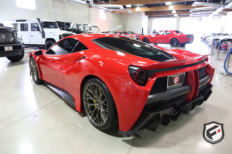 2016 Ferrari 488 GTB | Fusion Luxury Motors