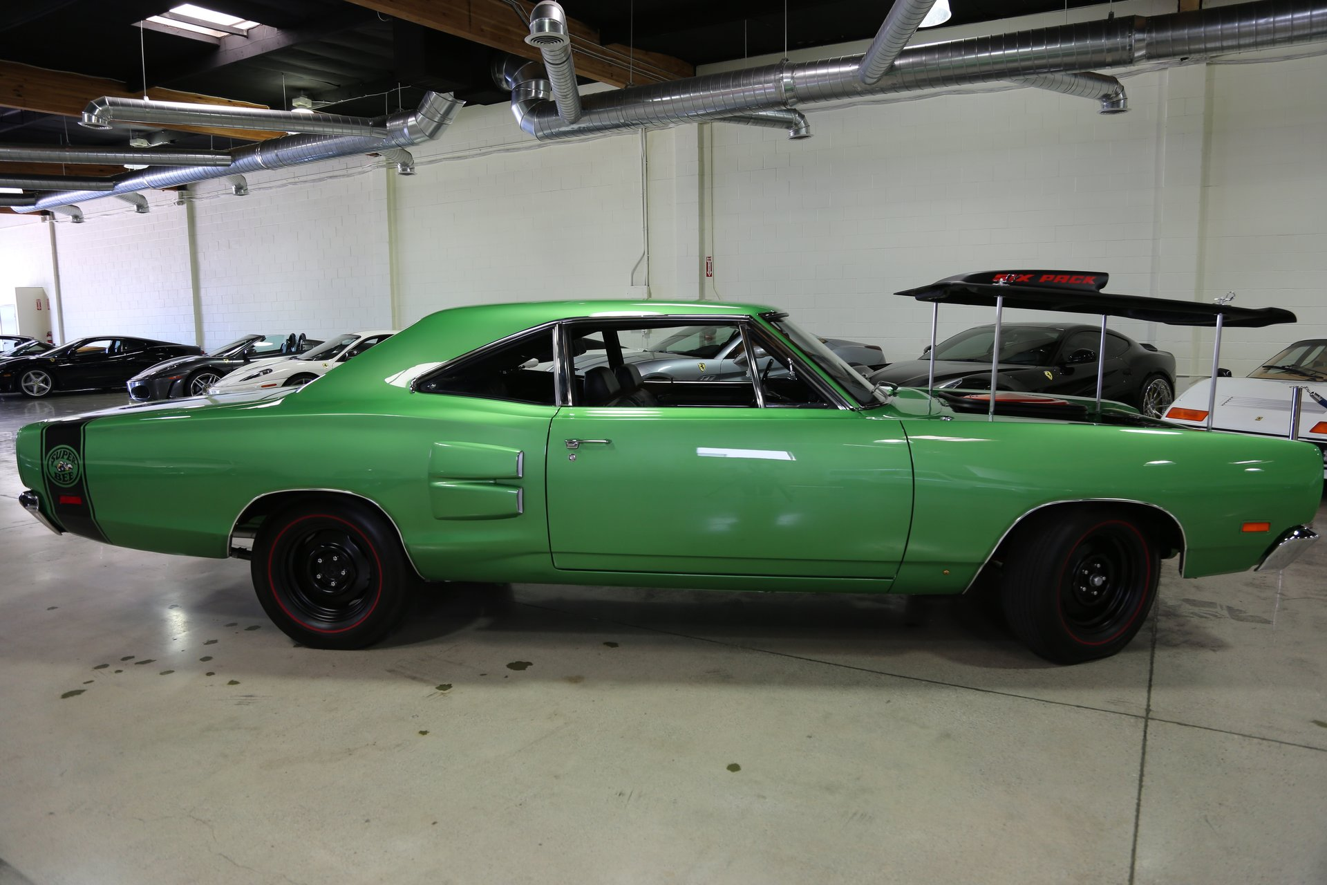 1969 1/2 Dodge A12 Super Bee for sale #95170 | MCG