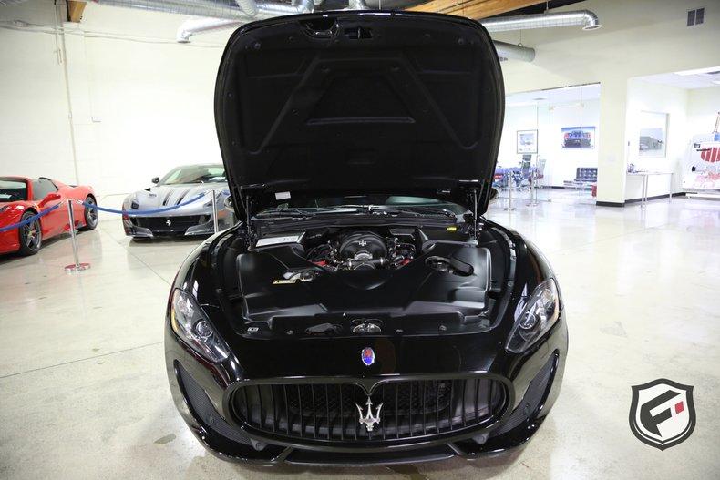2014 Maserati GranTurismo