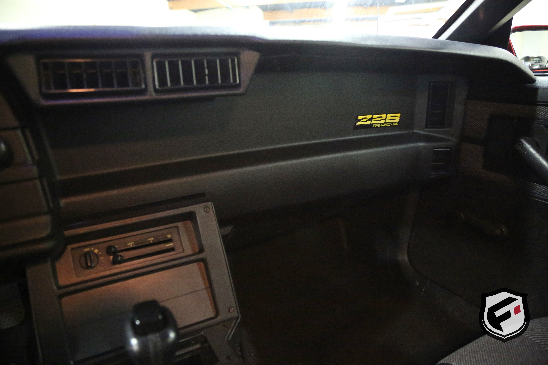 1990 Chevrolet Camaro   Fusion Luxury Motors