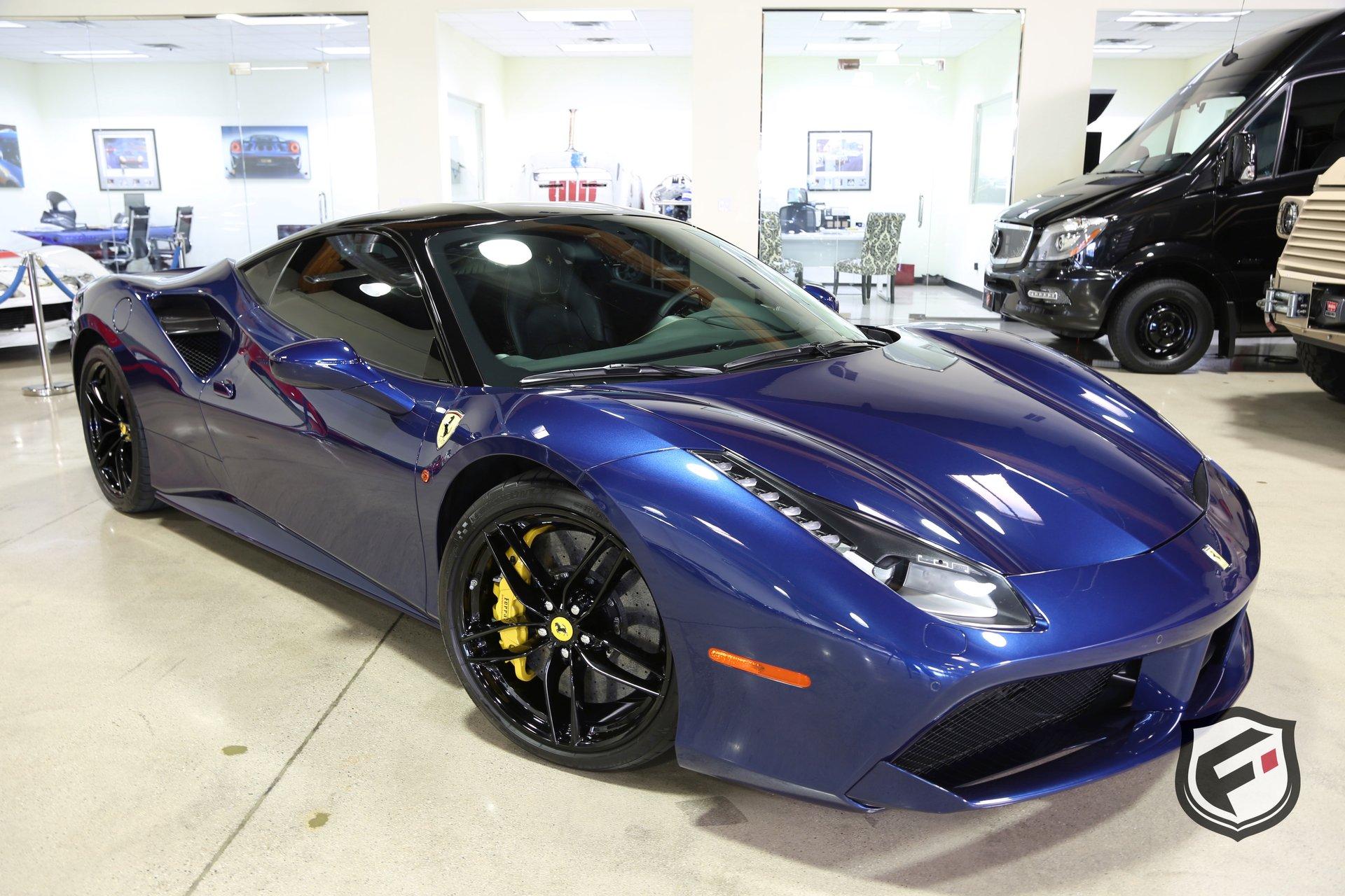 2016 Ferrari 488 Gtb Fusion Luxury Motors