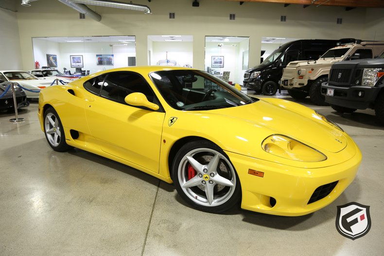 2000 Ferrari 360 For Sale