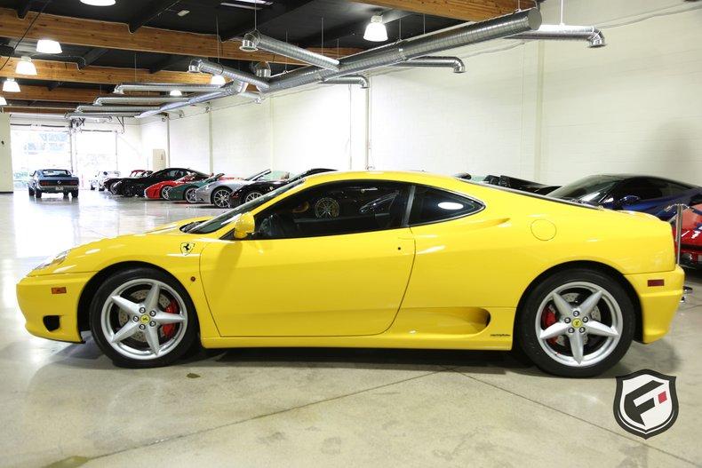 2000 Ferrari 360 6 SPEED MANUAL