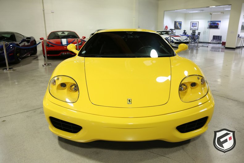 2000 Ferrari 360 6 SPEED MANUAL