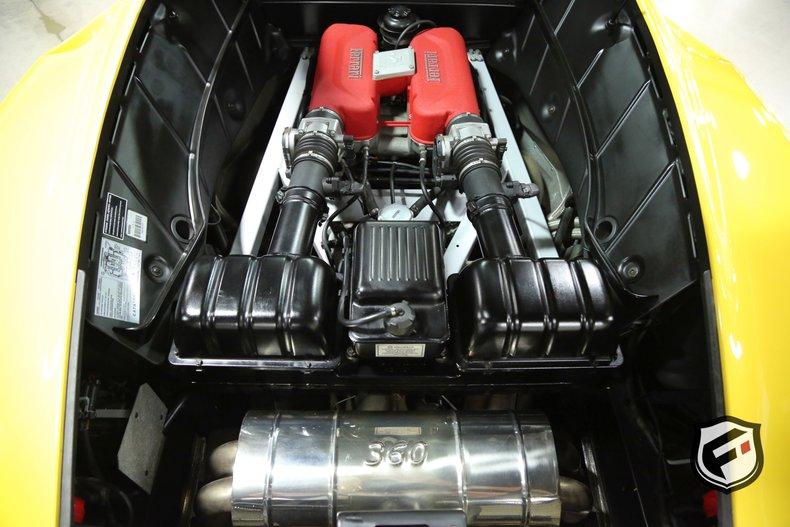 2000 Ferrari 360