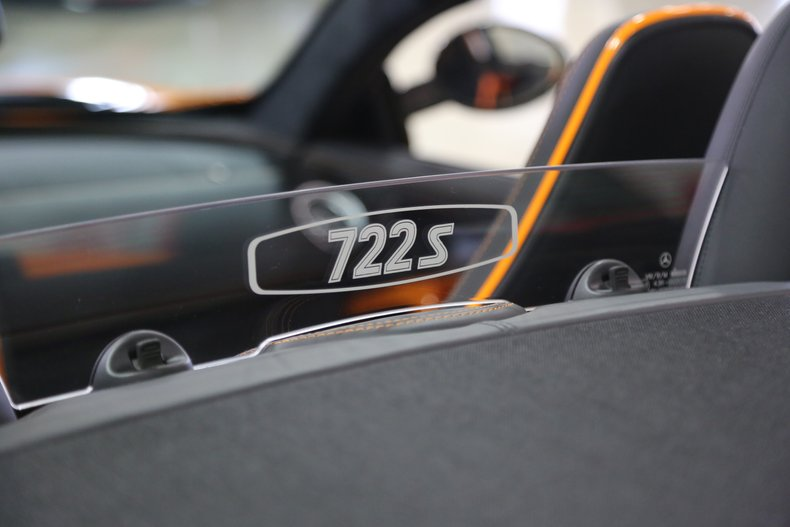 2009 Mercedes-Benz SLR 722S MCLAREN EDITION